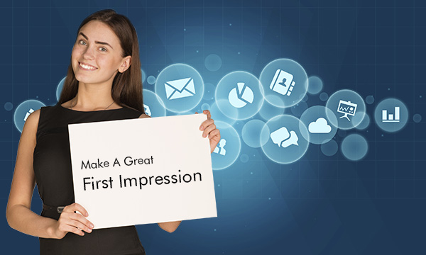 how do you make a good first impression essay How to make a good first impression to make a good impression, you need to appear sign up to receive email updates on your office coach and other useful.