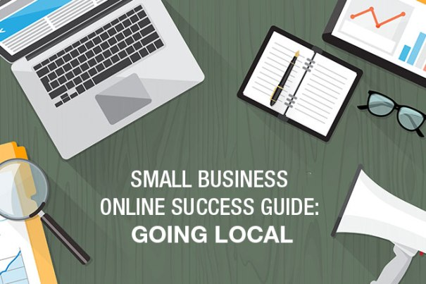 Small Business Online Success Guide - Going Local