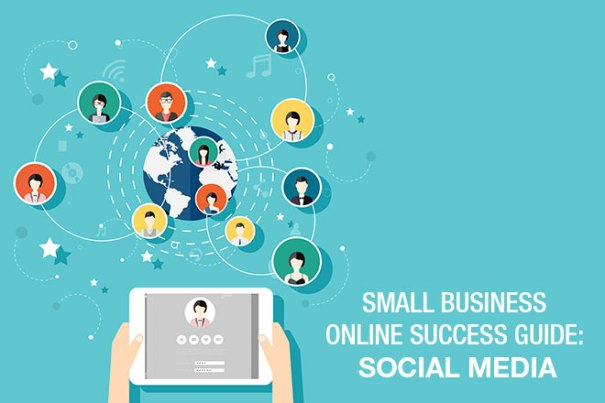 Small Business Online Success Guide-social media