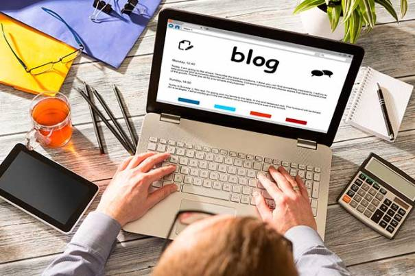 Make Your Business Blog a Go-To