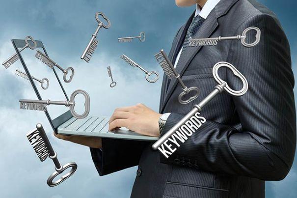 Search Engine Keyword Tracking
