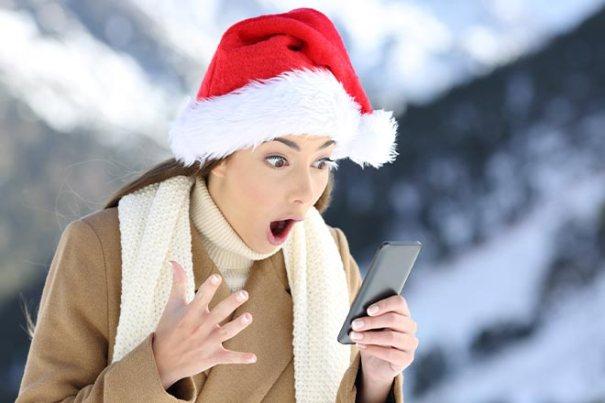 Holiday season promotions